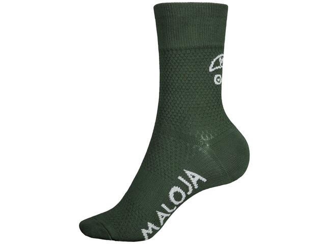 Maloja VandansM. Chaussettes de sport, cypress